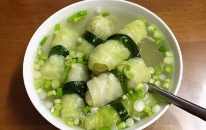 Cách nấu canh bắp cải ngon ngọt ngày hè ăn cực đã
