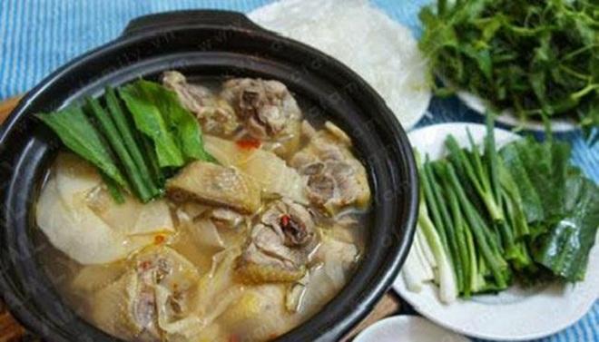Cách nấu canh thịt gà ngon: bí quyết nấu canh gà của bố
