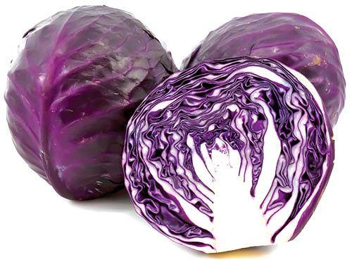 cách trộn salad bắp cải tím 2