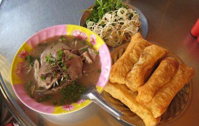Những món ăn từ tỉnh Hậu Giang đơn giản mà cực hấp dẫn