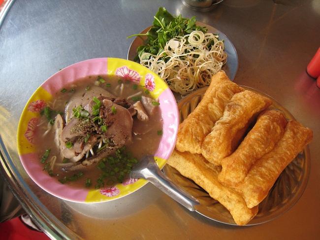 món ăn từ tỉnh Hậu Giang