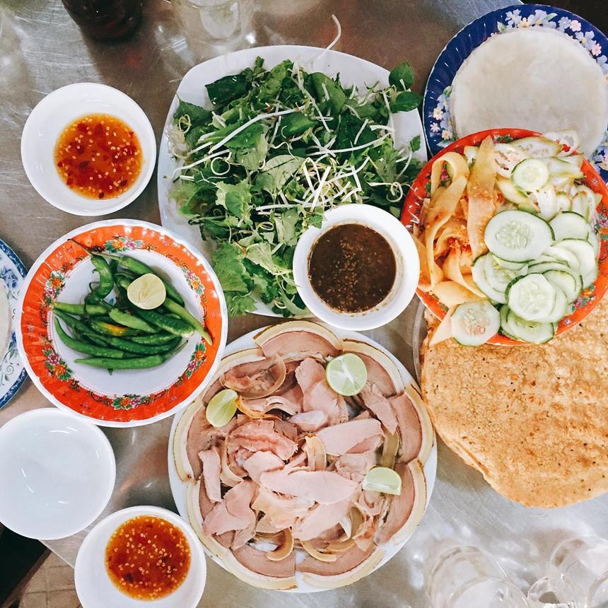 Quảng Nam hấp dẫn từ món ngon