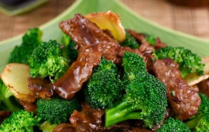 Cùng tìm hiểu món thịt bò xào súp lơ xanh ngon tuyệt đỉnh