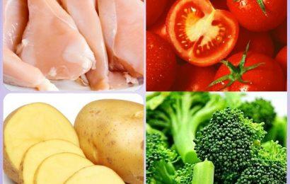 Cháo thịt gà nấu với rau gì cho bé là bổ dưỡng nhất