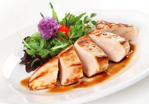 Chia sẻ các món ăn từ thịt ức gà dành cho những người tập gym