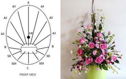 3 cách cắm hoa hồng để bàn ngày cưới đẹp nhất