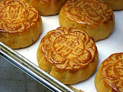 Hướng dẫn cách làm bánh nướng trung thu bằng lò vi sóng