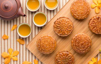 Cách làm bánh trung thu nướng nhân dừa thơm ngon