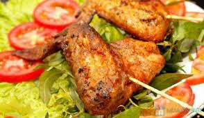 Bật mí cách làm cánh gà nướng muối ớt ngon tuyệt