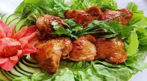 cách làm gà nướng chao thơm ngon 1