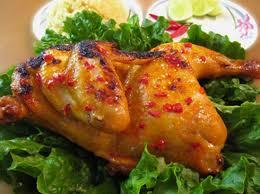 Bật mí cách làm gà nướng sả ớt thơm nức mũi