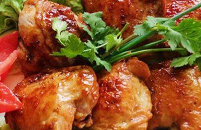 Cách làm món gà nướng ngon ngất ngây vạn người mê