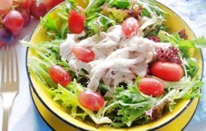Cũng nhau tìm hiểu cách làm salad cá ngừ sốt mayonnaise nào