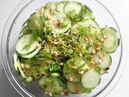 cách làm salad dưa chuột ngon 2