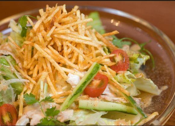 cách làm salad khoai tây 2