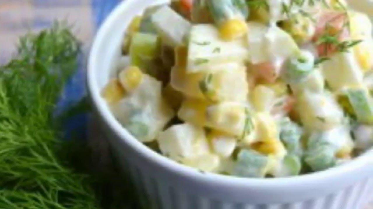 cách làm salad nga ngon đơn giản 1