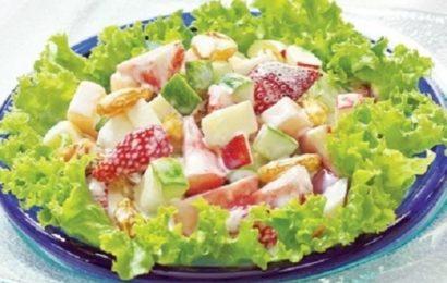 Hướng dẫn cách làm salad Nga ngon đơn giản tại nhà