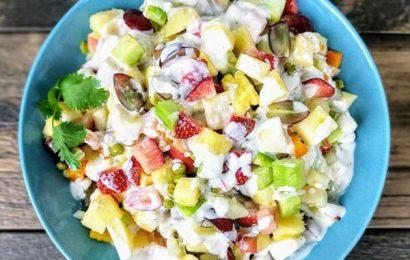 Bật mí cách làm salad Nga rau củ ngon tuyệt như ngoài quán