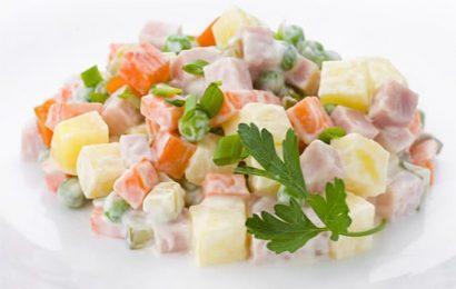 Cách làm salad nga truyền thống ngon đơn giản tại nhà