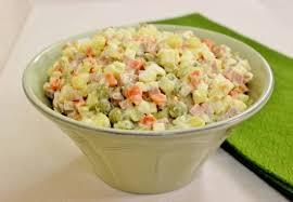 cách làm salad nga truyền thống 3