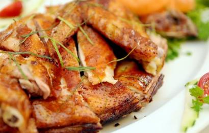 Hương dẫn cách tẩm gà nướng thơm ngon ngấm gia vị nhất