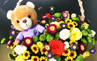 Tặng lãng hoa hồng sinh nhật đẹp nhất cho người bạn yêu quý