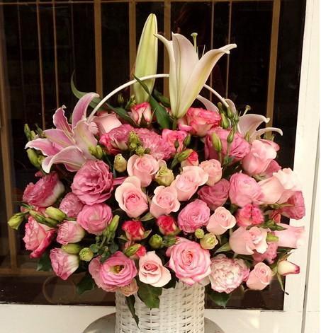 hoa hồng sinh nhật đẹp nhất 2