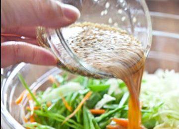 Bỏ túi ngay công thức làm món salad bắp cải kiểu nhật thanh mát