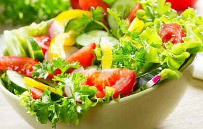 Chia sẻ cách làm salad dầu giấm trộn sốt mayonnaise