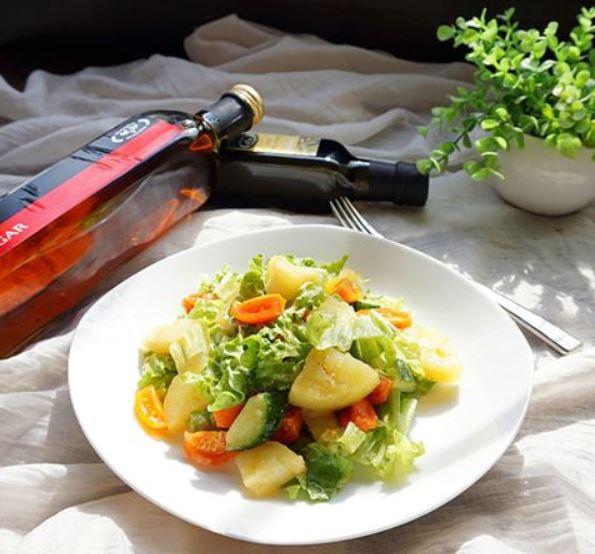 salad khoai tây giảm cân 3
