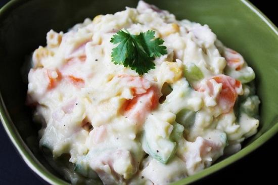 salad khoai tây nghiền 3
