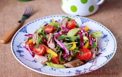 Cách làm salad thịt bò kiểu Thái ngon tại nhà