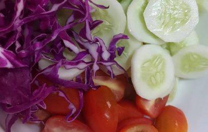 Cách làm salad trộn dầu giấm giảm cân cho bạn vóc dáng như ý