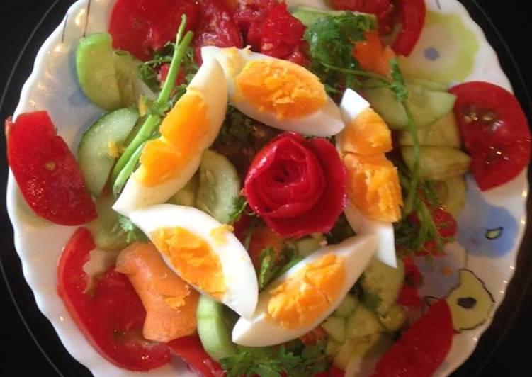 salad trộn dầu giấm giảm cân 3