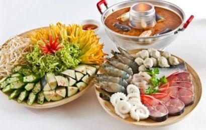 Bật mí cho các mẹ  cách nấu lẩu hải sản chua cay ngon khó cưỡng