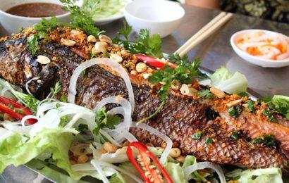 Cách làm món cá lóc nướng trui miền Tây