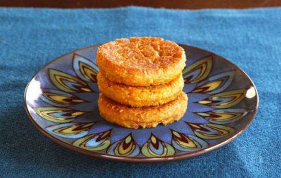 Cách làm bánh khoai lang nướng siêu đơn giản
