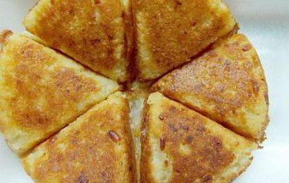 Cách làm bánh khoai mì đậu xanh nướng thơm ngon đơn giản