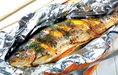 Hướng dẫn cách làm cá lóc nướng giấy bạc thơm ngon chuẩn vị