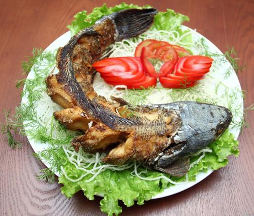 cách làm cá lóc nướng muối ớt 1
