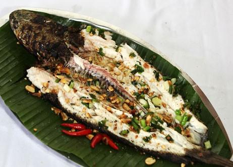 Bật mí cách làm món cá lóc nướng trui ngon chuẩn vị nhất