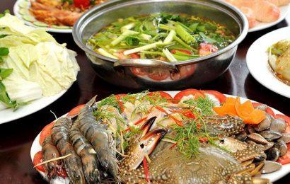 Hướng dẫn cách nấu lẩu Thái hải sản ngon tuyệt đỉnh