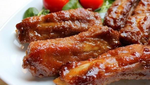 cách làm món thịt heo nướng mật ong ngon 3