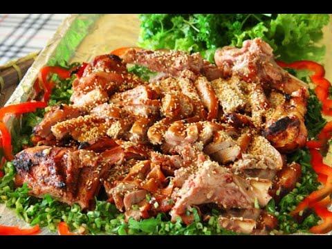 Bật mí cách làm món thịt heo rừng nướng ngon