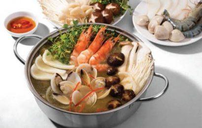 Lưu lại cách làm nước dùng lẩu hải sản ngon cho cả gia đình