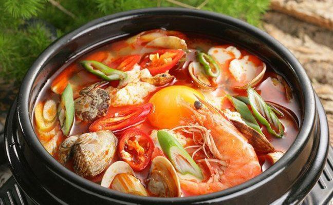 Cách làm nước lẩu hải sản ngon cho món lẩu thêm hấp dẫn