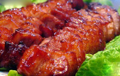 Bật mí cách làm thịt lợn nướng ngon nhất tại nhà