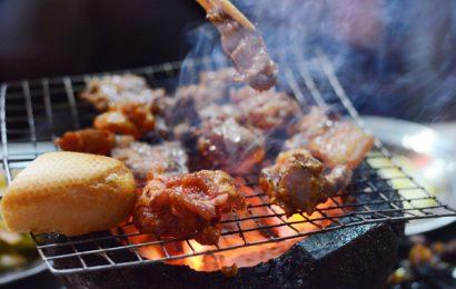 Bật mí cách nướng thịt heo ngon bằng than cho mọi nhà