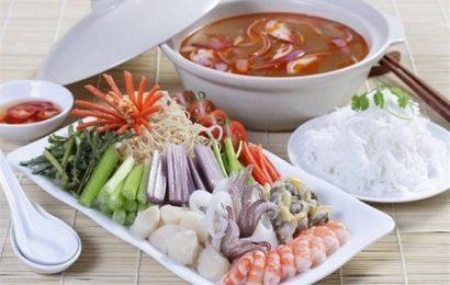 Chia sẻ cách nấu lẩu hải sản ngon nhất ngay tại nhà