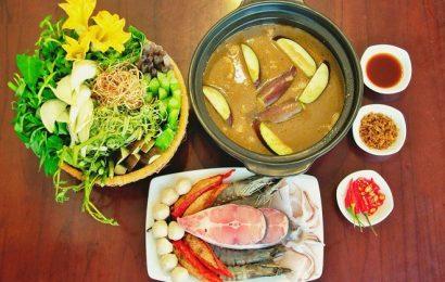 Đã có cách nấu lẩu mắm cá linh cho món ngon ngày mới
